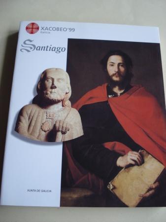 Santiago. La Esperanza. Exposición Colegio de Fonseca, Santiago de Compostela, 1999