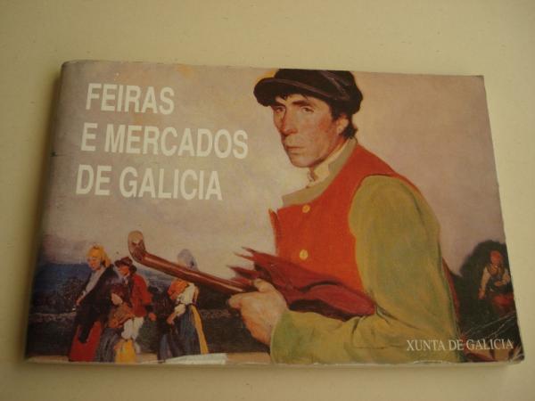 Guía de Feiras e mercados de Galicia 1991
