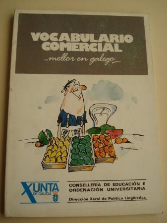 Vocabulario comercial... mellor en galego