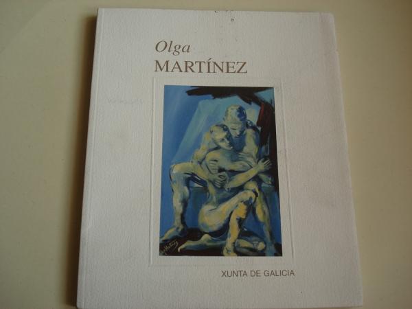 OLGA MARTÍNEZ. ANTHROPOS. Catálogo