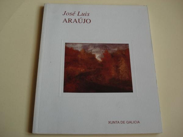 JOSÉ LUIS ARÚJO. Outono. Catálogo
