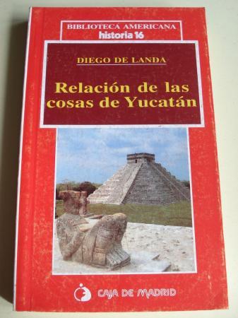 Relación de las cosas de Yucatán