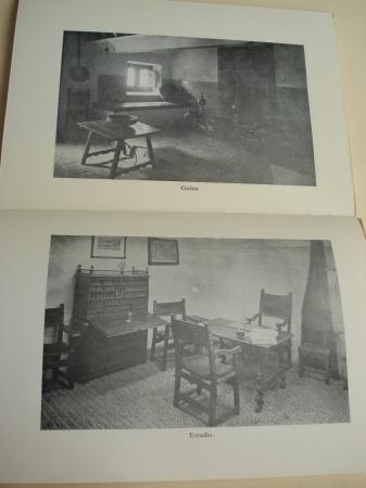 La casa de Cervantes en Valladolid. Noticia histórica y Guía