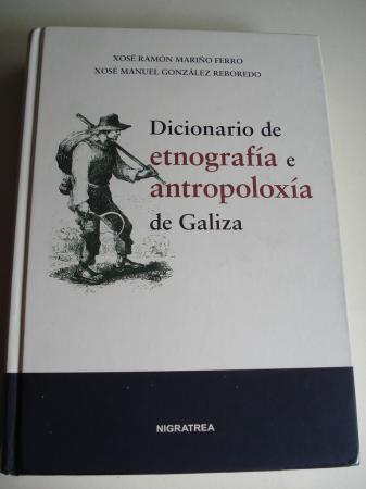 Dicionario de etnografía e antropoloxía de Galiza