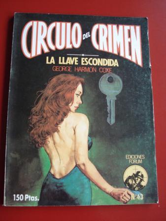 La llave escondida (6 relatos). Círculo del crimen, Tomo VIII