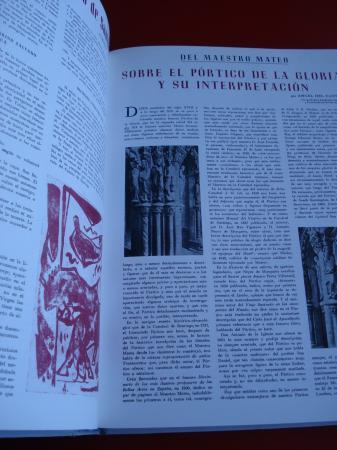 Revista ATLÁNTIDA. Edición facsímil. Colección completa con todas as separatas