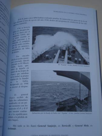 Sumergibles, Submarinos. Guerra submarina en Finisterra (1914-1945)