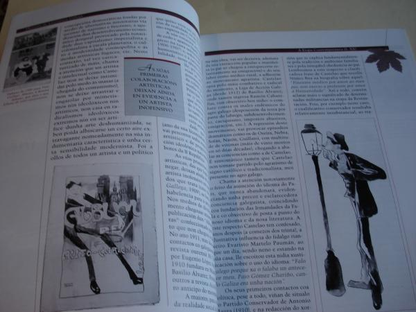 A narrativa de Castelao (Fascículo 22 da Historia da Literatura Galega, Ed. A Nosa Terra)