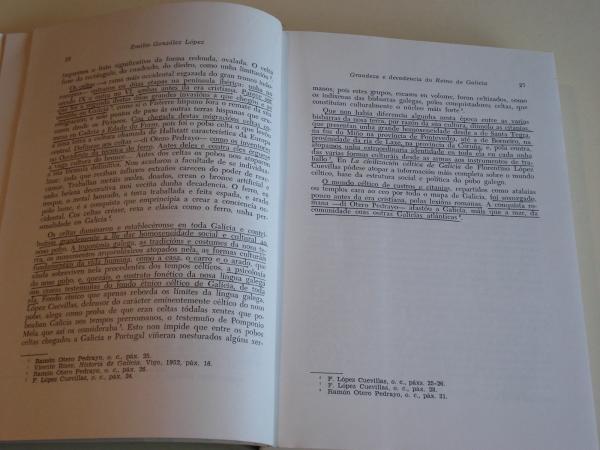 Grandeza e decadencia do Reino de Galicia (Tradución ao galego de F. Fernández del Riego)