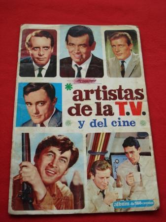 Artistas de la T.V. y el cine