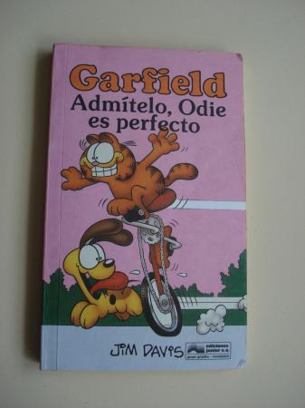 Garfield. Admítelo, Odie es perfecto