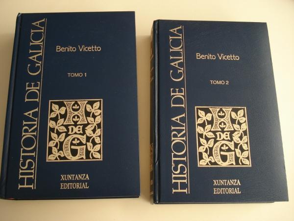 Historia de Galicia. 6 tomos (Edición facsímile da edición de 1865)