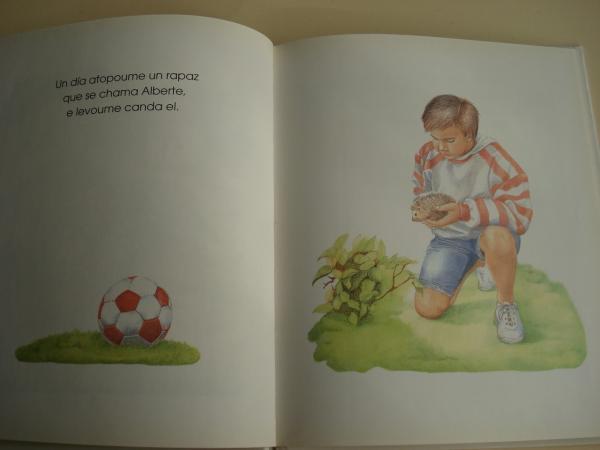 Chucho Cacho (Ilustradora: Mª Ánxeles Maldonado)