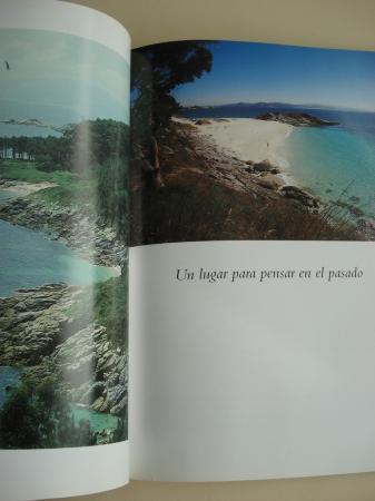 Islas Cíes. Olim Ins. Deorum (En otro tiempo Islas de los Dioses). Galicia