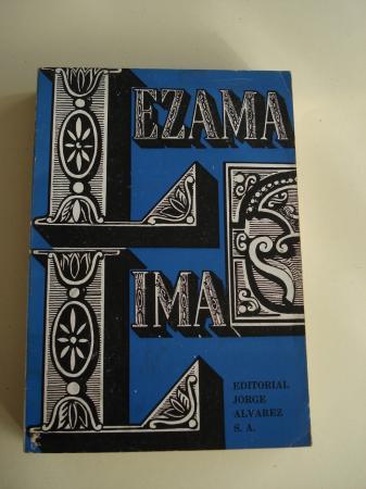 Antología de Lezama Lima (Poesía y prosa). Estudio y entrevista de Armando Álvarez Bravo)