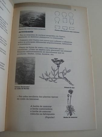 Itinerarios naturais. Roteiros didácticos por Galicia. II) Bacía do Ulla. Península do Barbanza