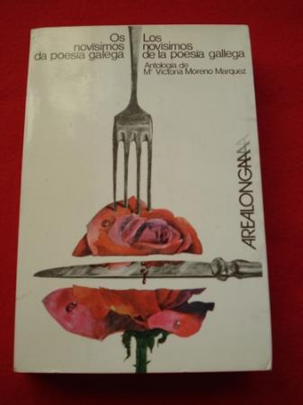 Os novísimos da poesía galega / Los novísimos de la poesía  gallega (Gallego - Castellano)