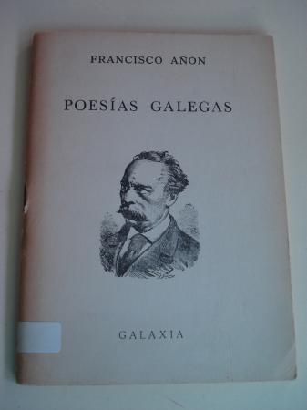 Poesías galegas (Edición de Galaxia, Día das Letras Galegas, 1966)