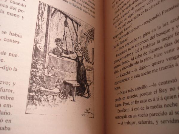 Más cuento que Calleja... precedido de Recuento de cuentos de D. Saturnino Calleja. Volumen I. Incluye reproducción facsímil de `La muela del dragón´, un punto de lectura `El hombre de las dos caras´ y un desplegable a color de 16 portadas originales