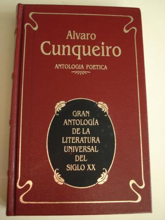 Antología poética (Texto bilingüe galego-castellano)
