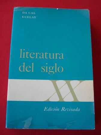 Literatura del siglo XX. Nueva edición, revisada y aumentada