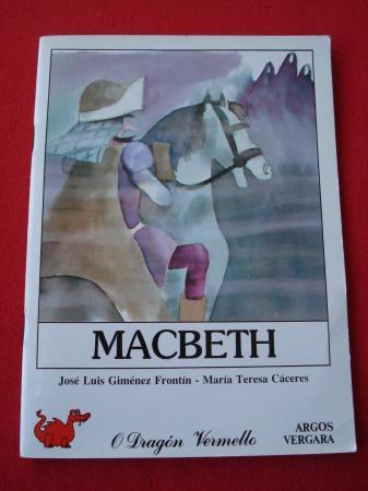 Macbeth (Ilustrado por Mª Teresa Cáceres)