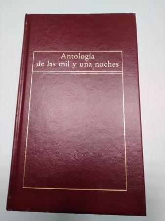 Antología de las mil y una noches