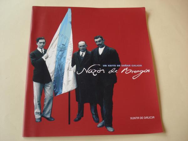 Nazón de Breogán. Un xeito de soñar Galicia. Catálogo exposición