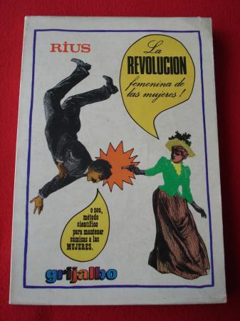 La revolución femenina de las mujeres!