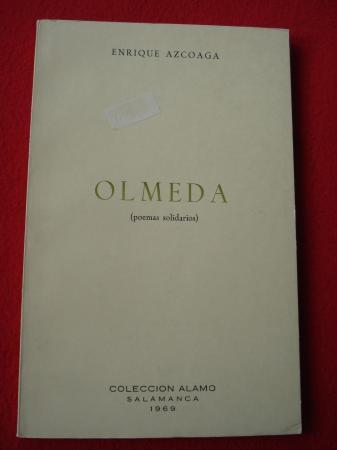 Olmeda (poemas solidarios)