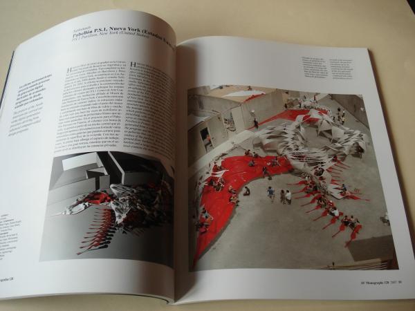 A & V Monografías de Arquitectura y Vivienda nº 128. EMERGENTES. Twenty Emerging Teams