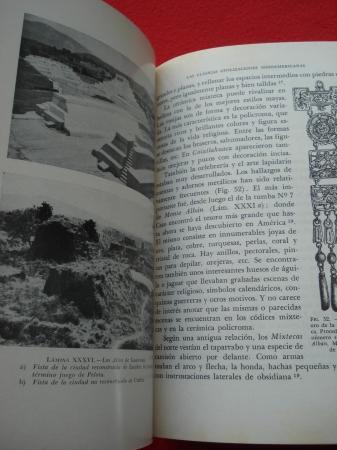 Las civilizaciones prehispánicas de América