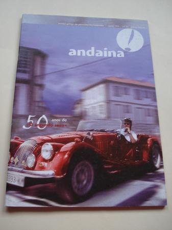 ANDAINA. Revista Galega de Pensamento Feminista. 2ª época. Nº 23. Verán 1999