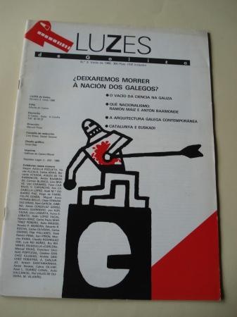 Luzes de Galiza. Nº 3 verán de 1986