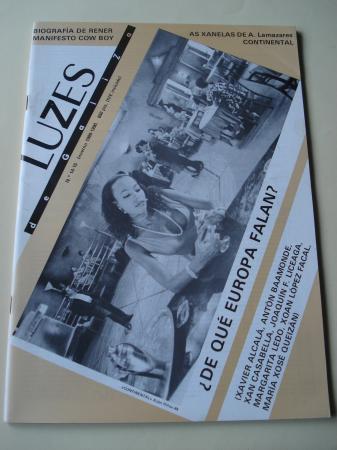 Luzes de Galiza. Nº 14-15 Inverno 1989-1990. Con suplemento: A outra Europa