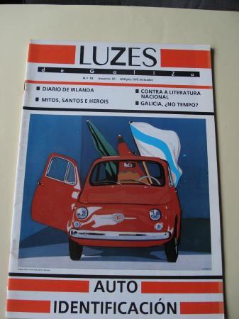 Luzes de Galiza. Nº 18 Inverno 1991