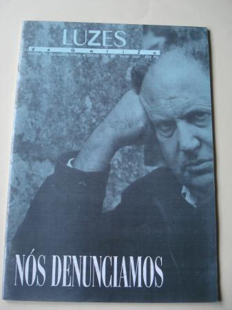 Luzes de Galiza. Revista de libertades, crítica e cultura. Nº 25 Verán 1994