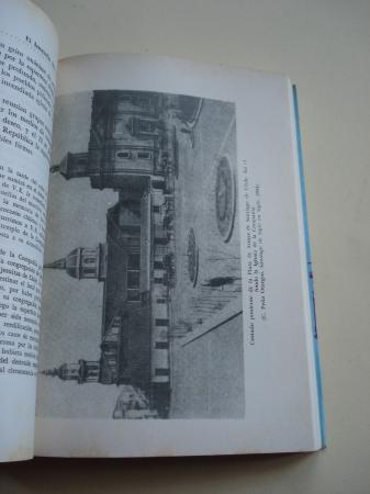 El incendio del Templo de la Compañía de Jesús. Fundación del Cuerpo de Bomberos de Santiago