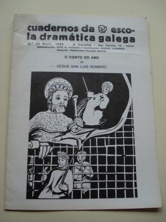 Cuadernos da Escola Dramática Galega. Número 35. Maio 1983. O conto do abó