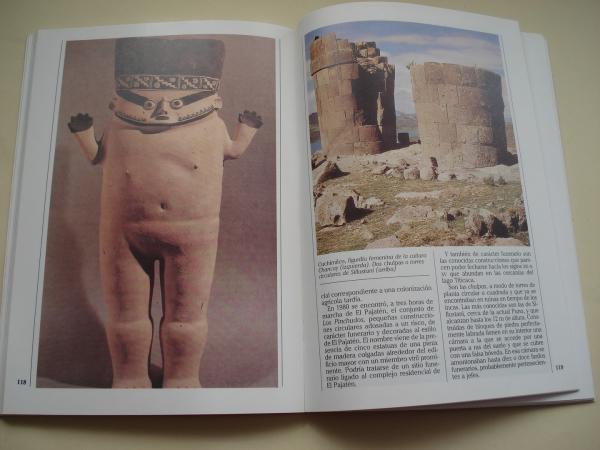 El Arte precolombino. Historia de Arte 22