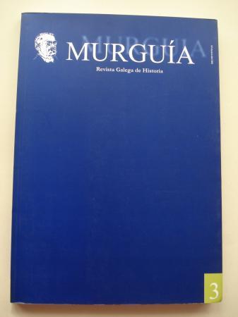 REVISTA MURGUÍA. Revista Galega de Historia. Nº 3