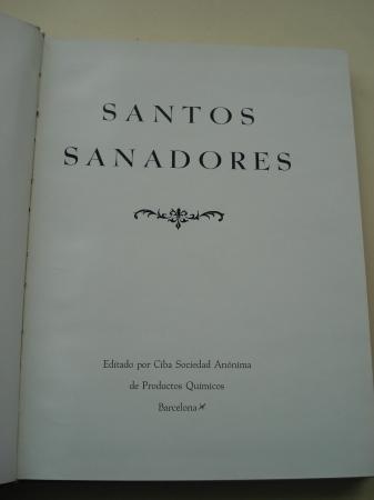 Santos sanadores
