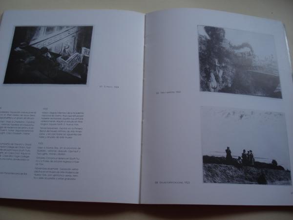 EDWARD HOPPER. Catálogo Exposición Fundación Juan March, 1989-1990