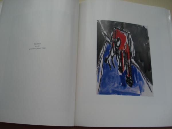 ANTÓN PULIDO. Catálogo Exposición Casa da Parra, Santiago de Compostela, 1991