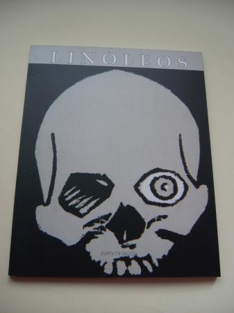 Linóleos. Escola Linoleísta de Pontevedra. Catálogo Exposición