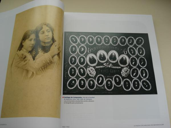 Galicia en la memoria. Crónica fotográfica 1882-1960. Álbum + 1ª entrega de láminas + Folleto promocional
