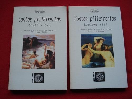 Contos pilleirentos bretóns. Volumes I e II