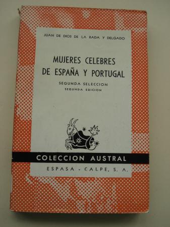 Mujeres célebres de España y Portugal. Segunda Selección