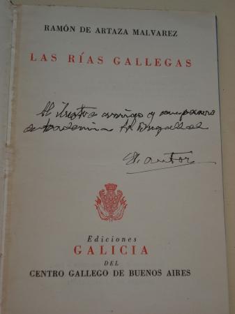Las rías gallegas