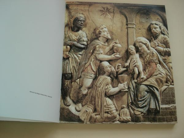 Iconografía do Nadal na Diocese de Ourense da Anunción ó Bautismo do Xordán